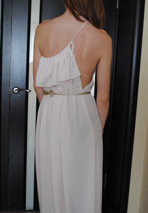 Как шить платье без выкройки 144