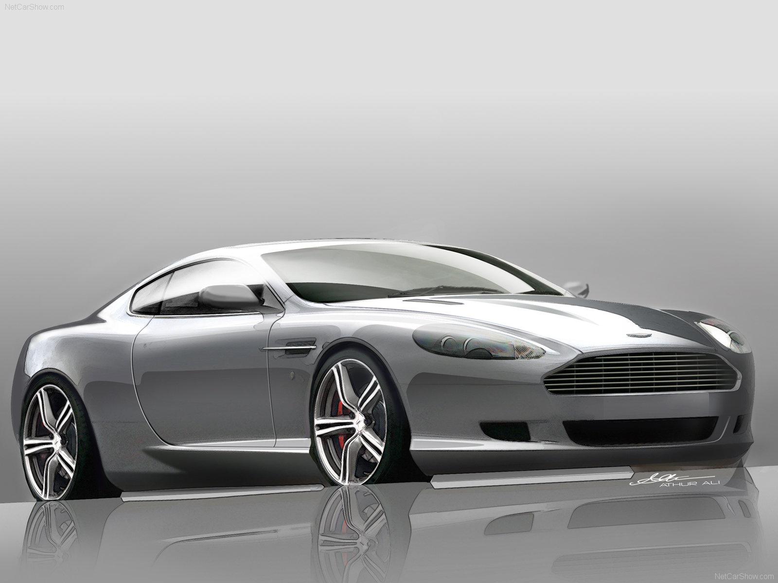 Фотографии Aston Martin DB9 LM — карточка поРьзоватеРя cherniawsky