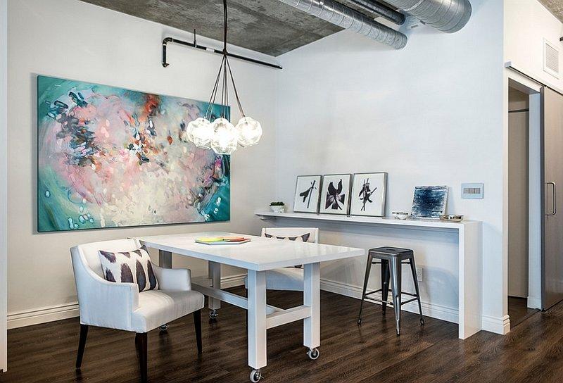 Практичный, умный и доступный офис освободит место от разного рода письменных принадлежностей в вашем доме и придаст ему элементы шика.