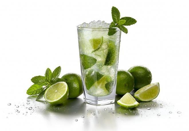 алкогольный мохито рецепт