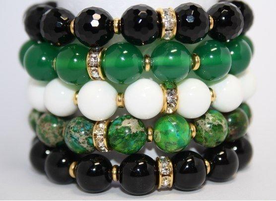 Зеленый камень своими руками 170
