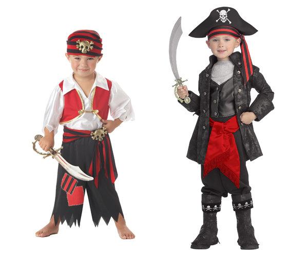 Костюм пирата для мальчика своими руками на новый