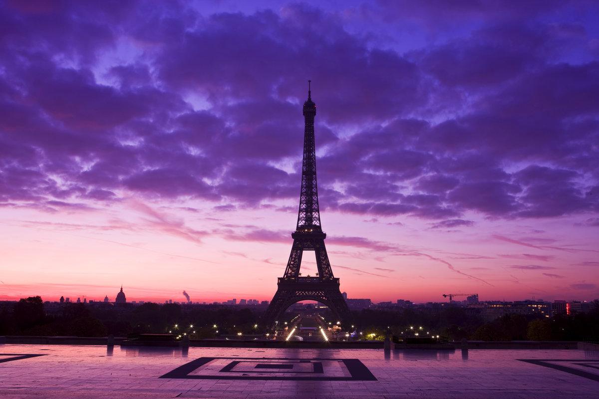 Красивые картинки с эйфелевой башни