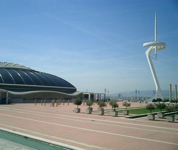Коммуникационная башня «Монтжуик», Барселона, 1989–1992