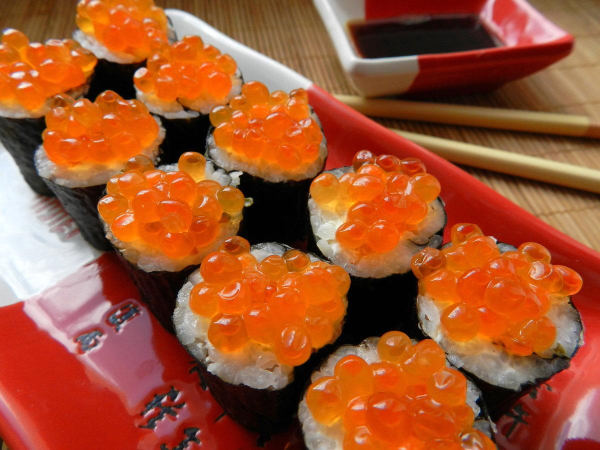 Разновидности суши и роллов рецепт с фото