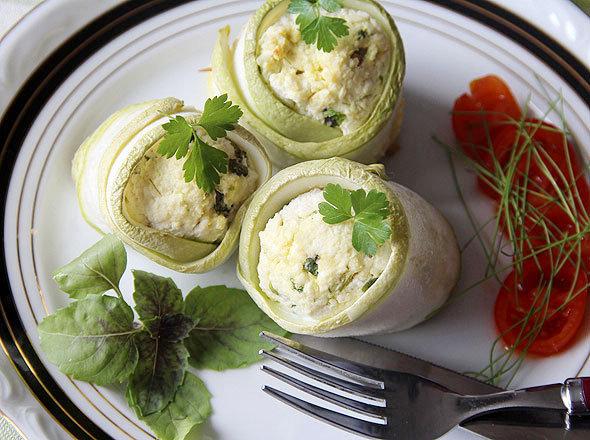 Блюда сырых кабачков рецепты с фото
