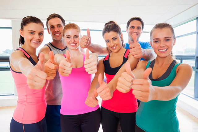 student sport and fitness