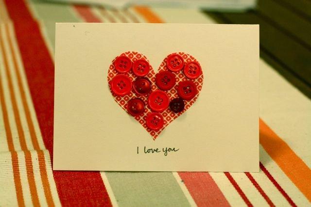 Открытки из лент на валентина, открыток
