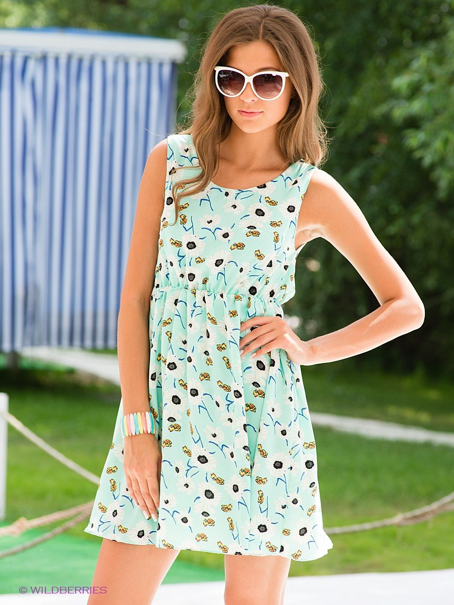 Самое простое платье картинки