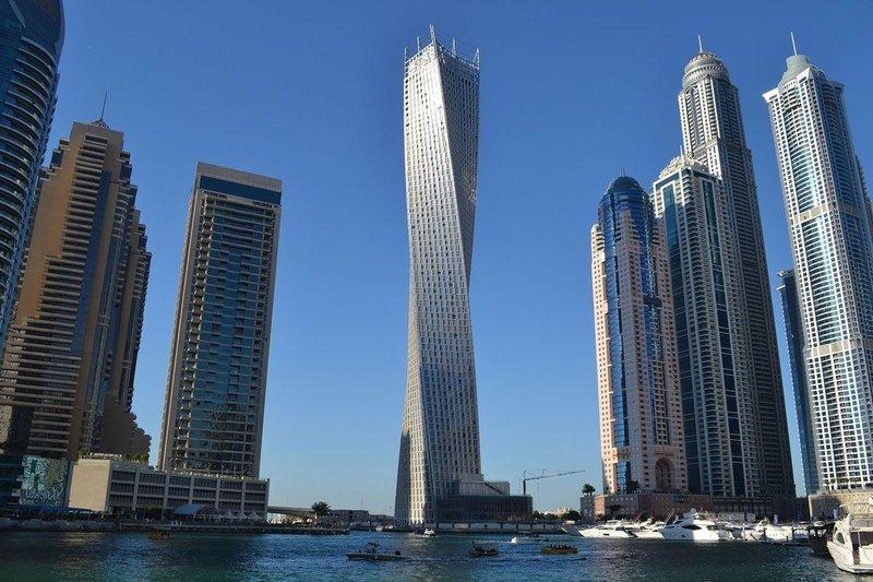 World Tower Dubai Wallpapers - Wallpaper Zone