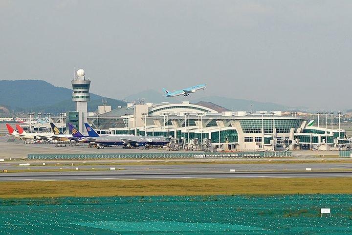Международный аэропорт «Инчхон» (Южная Корея)