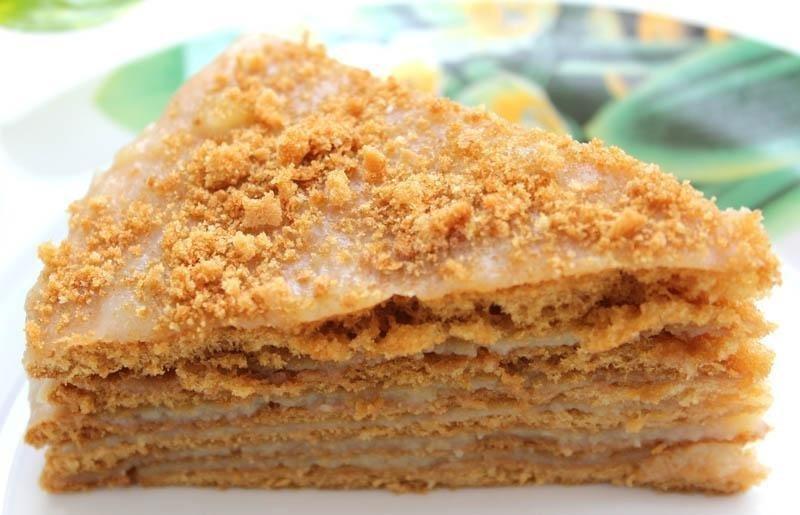 крем для медового торта рецепт с фото несколько подходящих вариантов