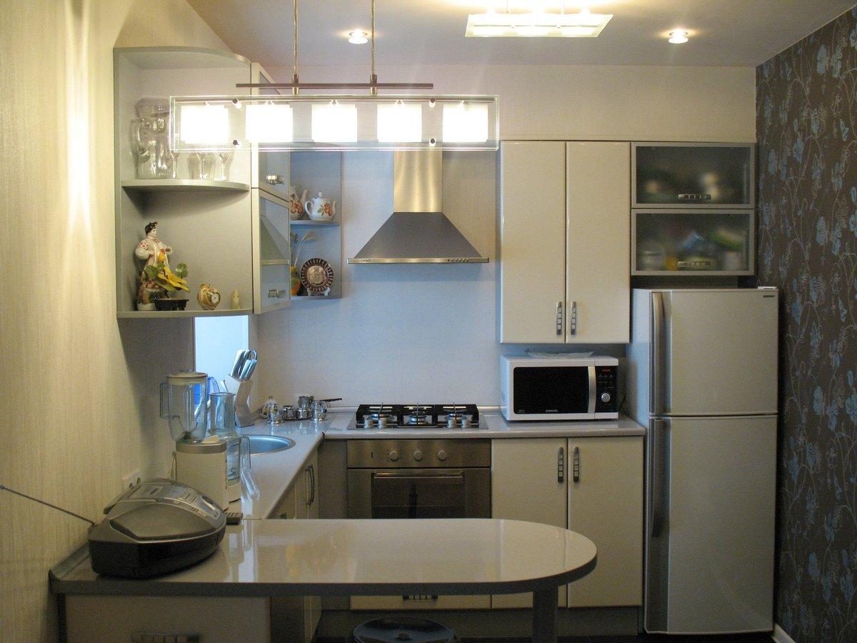 маленькая кухня студия карточка пользователя Rchaykivska в