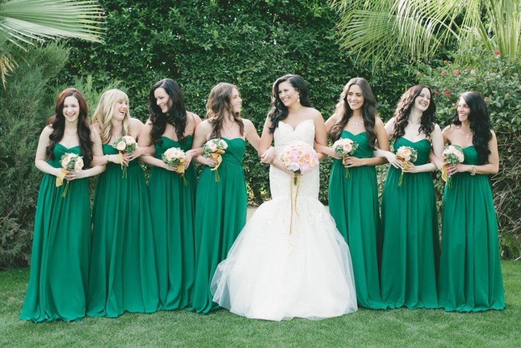 важнейших свадьба в зеленых тонах фото время его