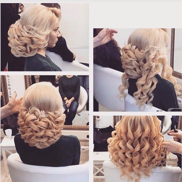 Для этого потребуется расческа, прочная резинка для волос и несколько заколок шпилек или невидимок.