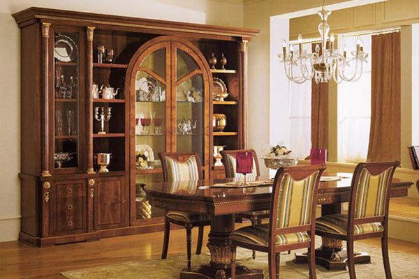 классический дизайн домашнего кабинета