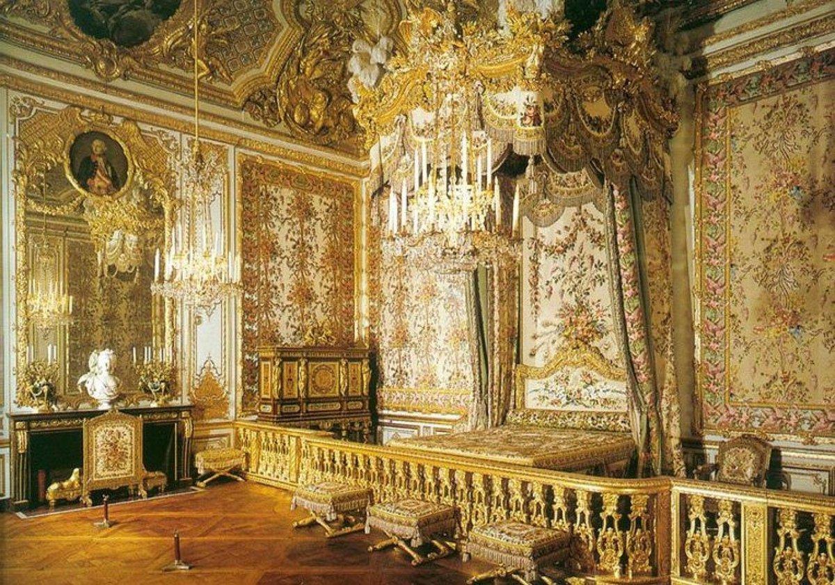 Картинки королевских покоев
