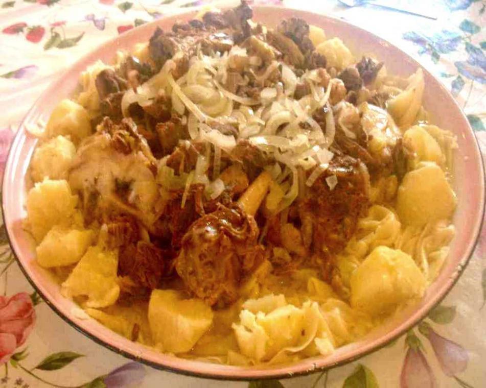 казахская кухня рецепты с фото пошагово его