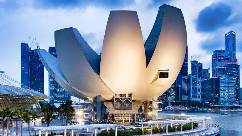 Научный музей искусств Сингапур