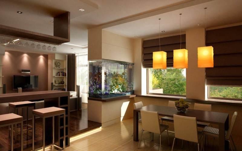 Дизайн... Интерьер кухни