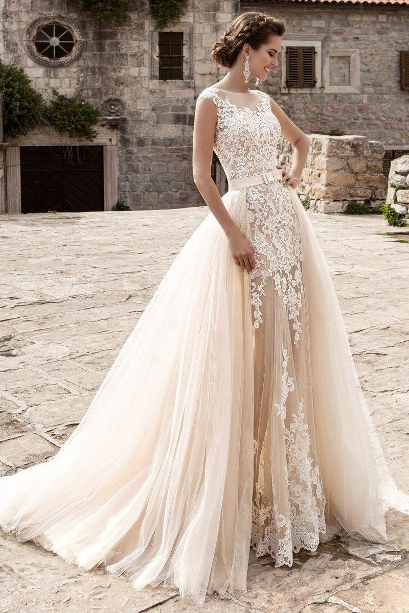 Каталог свадебные платья трансформер