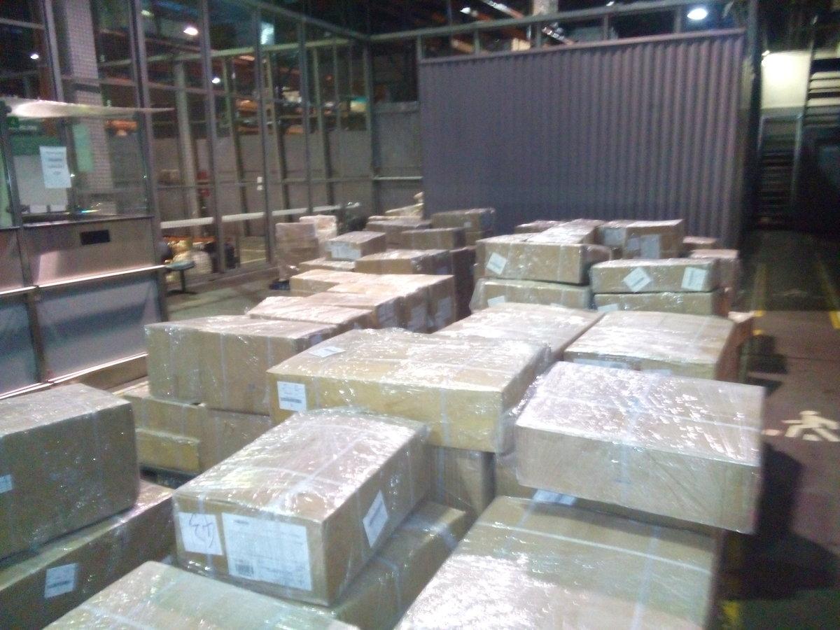 tamozhennoe oformlenie.com СВХ груз хранение растаможка одежды и грузов из  Китая в Домодедово Карго d7c302cb246
