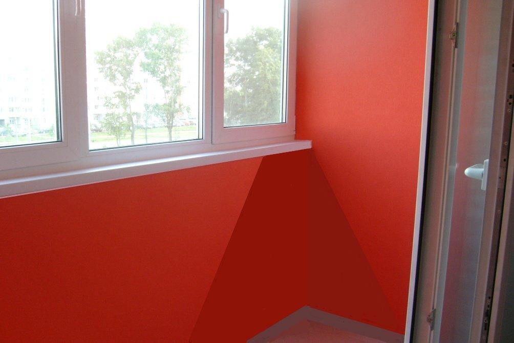 Краска для балкона поможет вам легко, быстро и, что не малов.