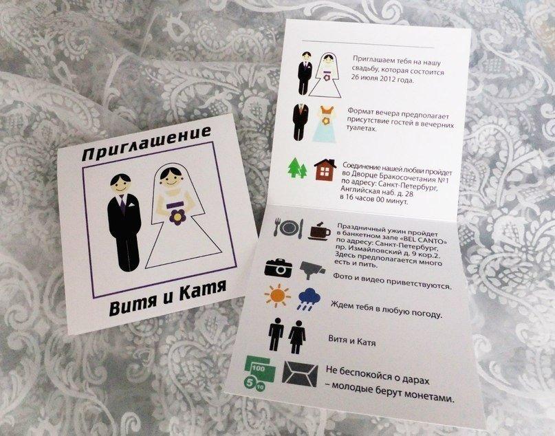 Приглашения на свадьбу текст прикольные, девушки