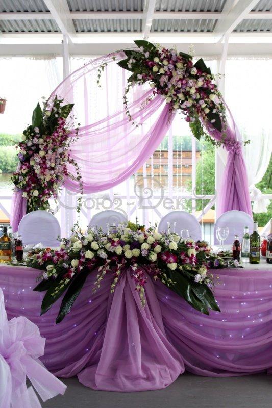 Украсить свадебного зала своими руками фото 314
