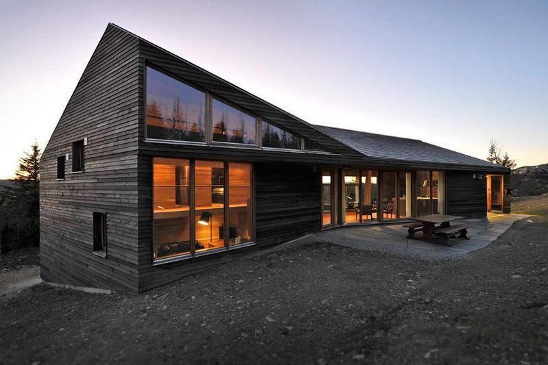 Горный дом