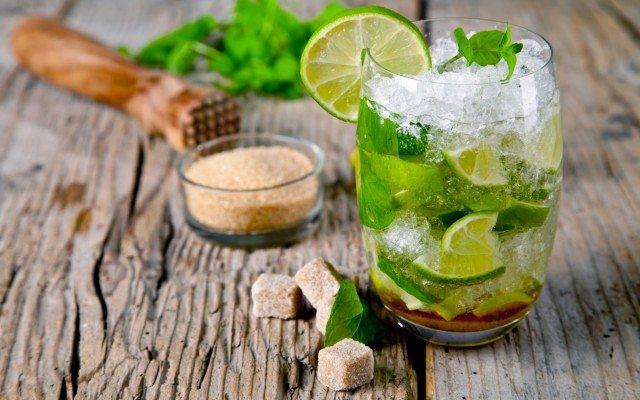 Рецепты коктейля мохито: алкогольный и безалкогольный. Состав домашнего мохито