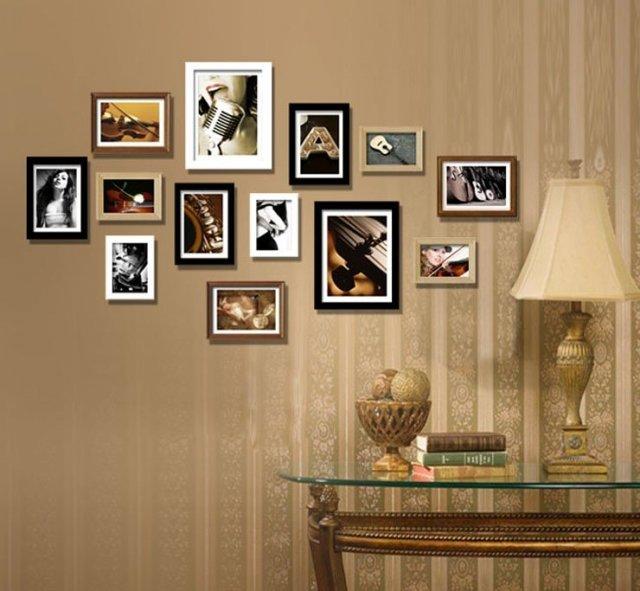 Для декора фотографий