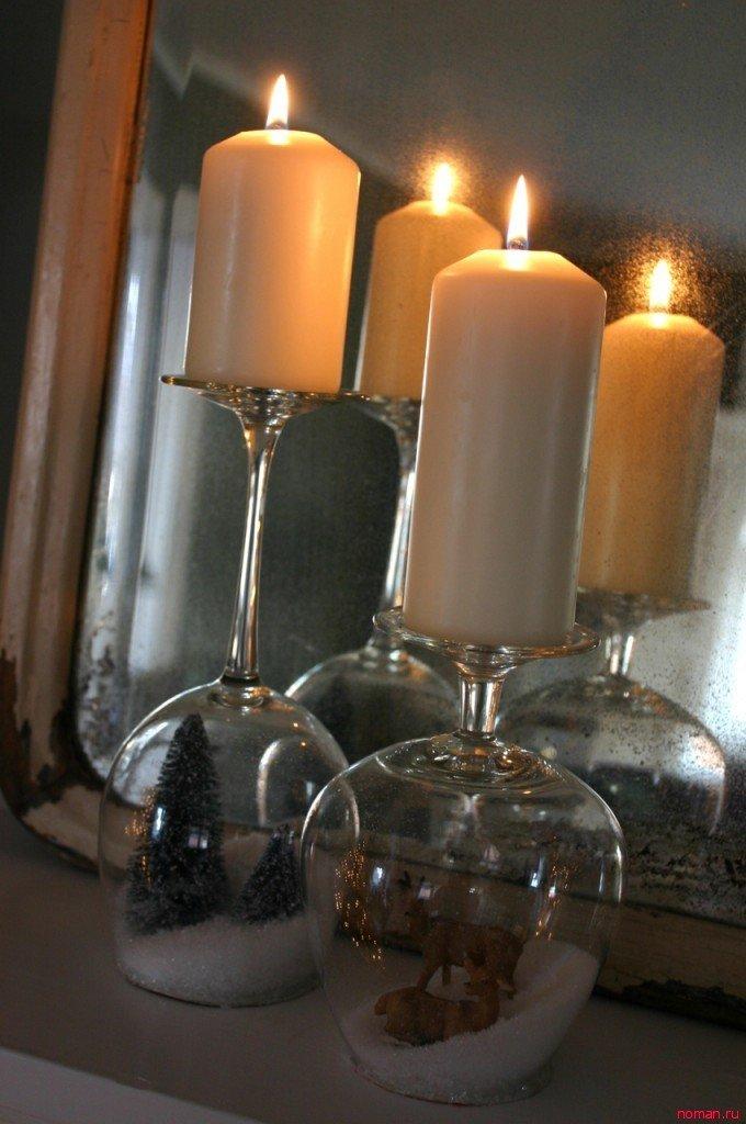 Православие как свеча в бокале как сделать Грета новый