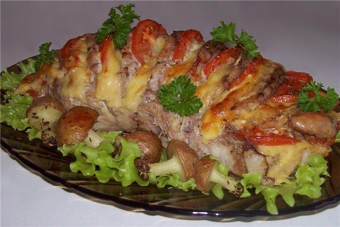 Рецепт мяса новый год фото