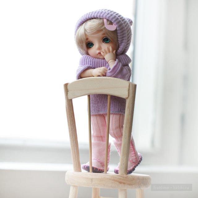 Шарнирная кукла: как сделать игрушку 93