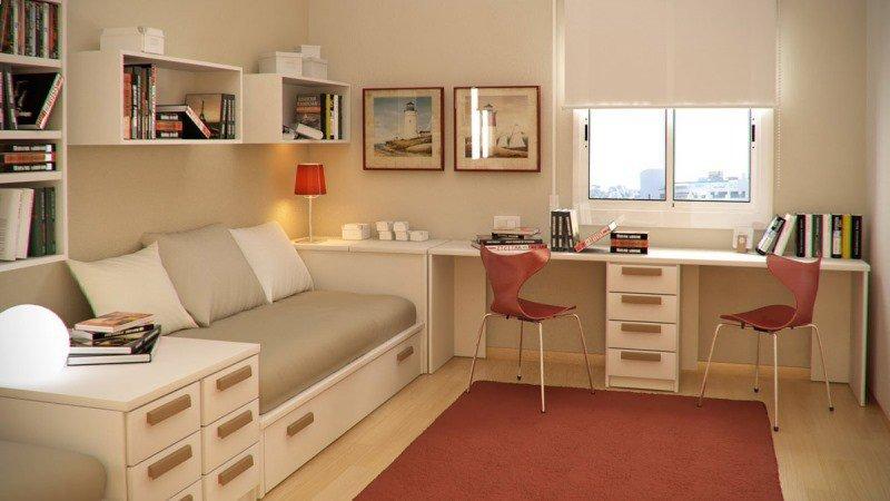 Фото дизайн детская комната для девочки 7 лет