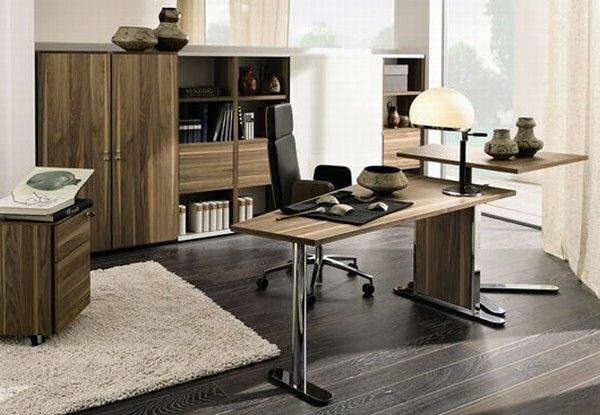 Декор для офисных столов - необчные вазы