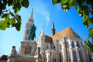 церковь матьяша будапешт
