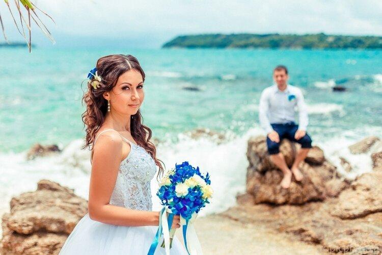 свадьба в Пухкете