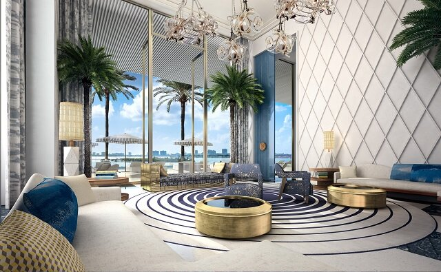 An introduction to Elysee Miami, the new boutique condominium located on East Edgewater. Designed by Jean-Louis Deniot, Elysee Miami will be completed in 2018.