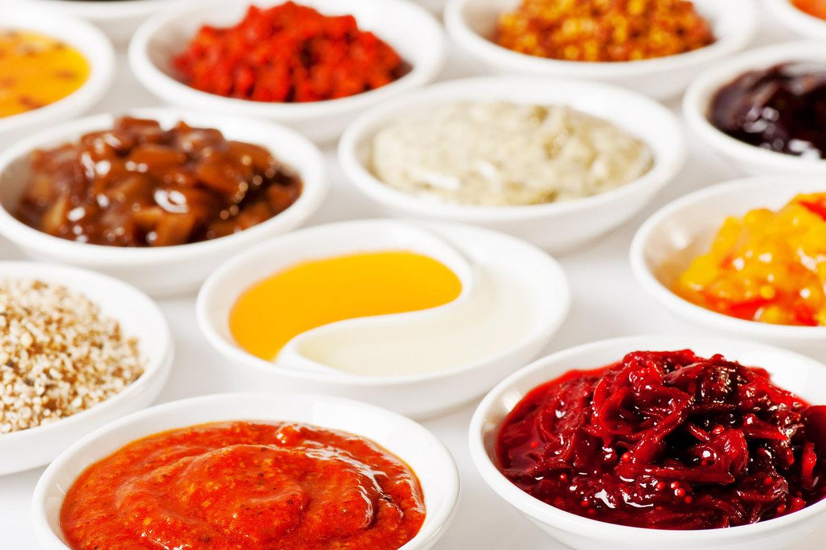 зарплат как сделать вкусный соус из того что есть должна быть нежирной