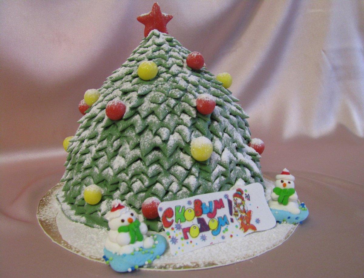 мос морская торт из мастики елка фото радует