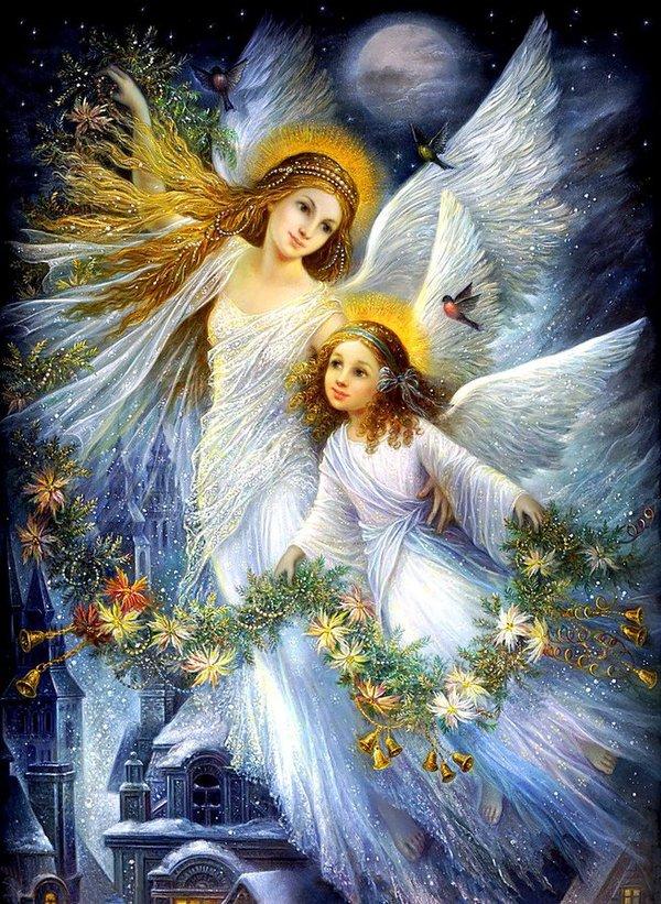вызывал ангел хранитель картинки красивые правильно доставить