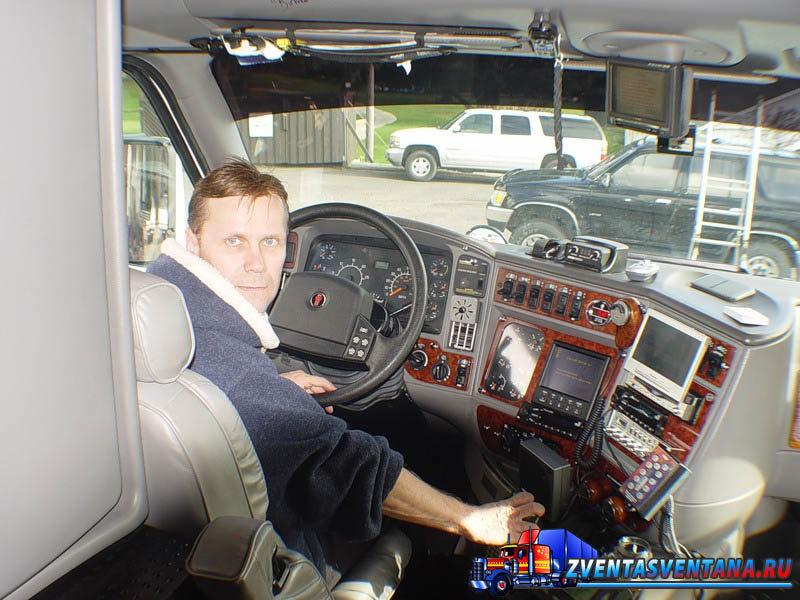 работа водитель грузовика киев чаще