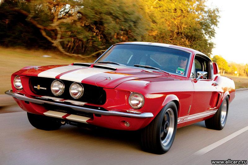мустанг форд 1967 фото