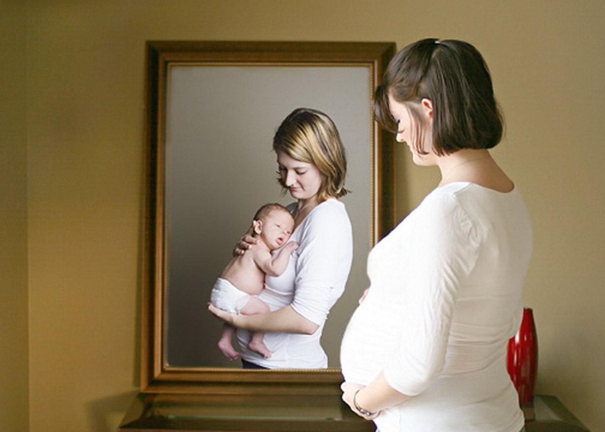 Картинки я хочу стать мамой