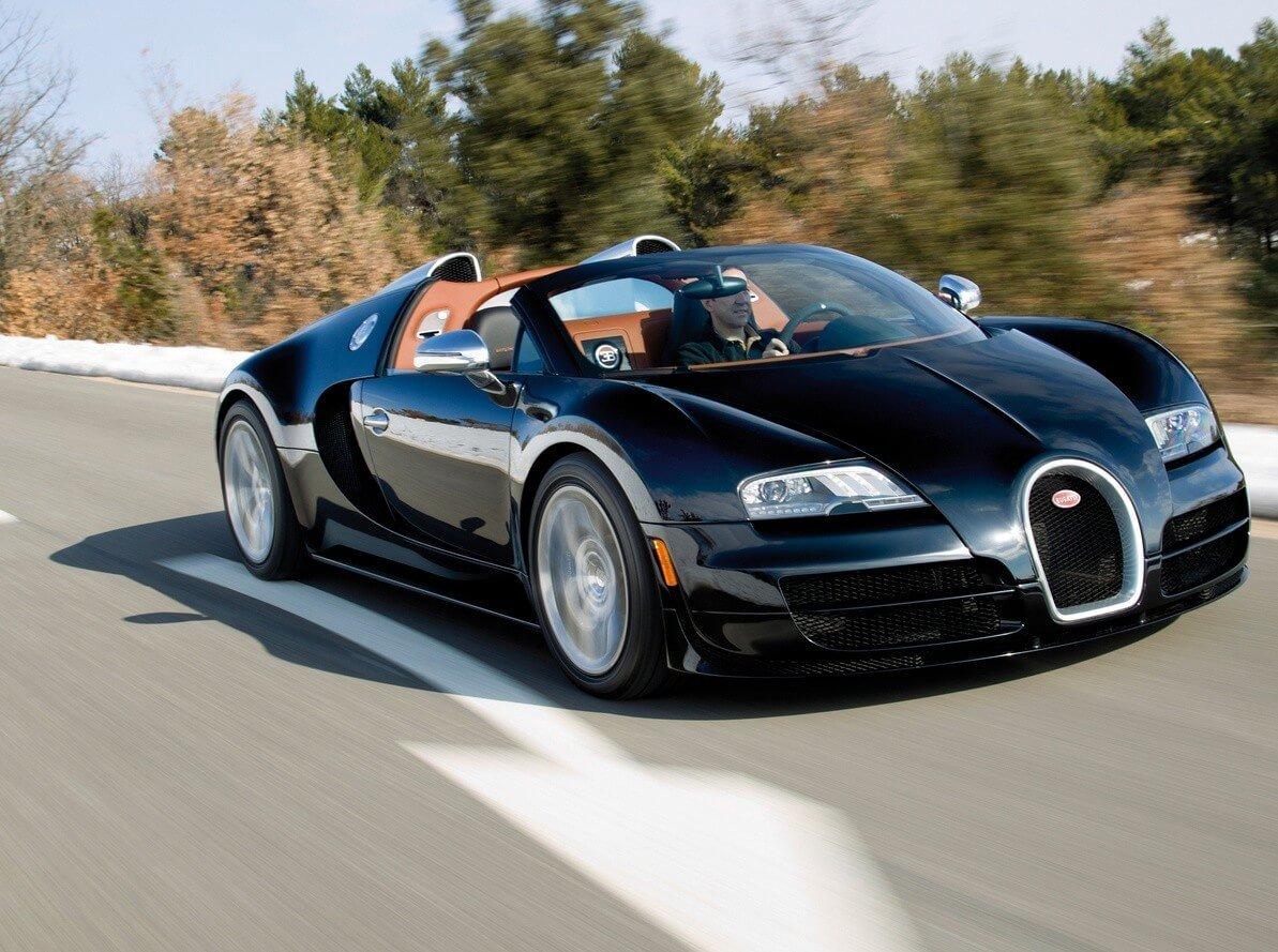 Самые суперские машины в мире