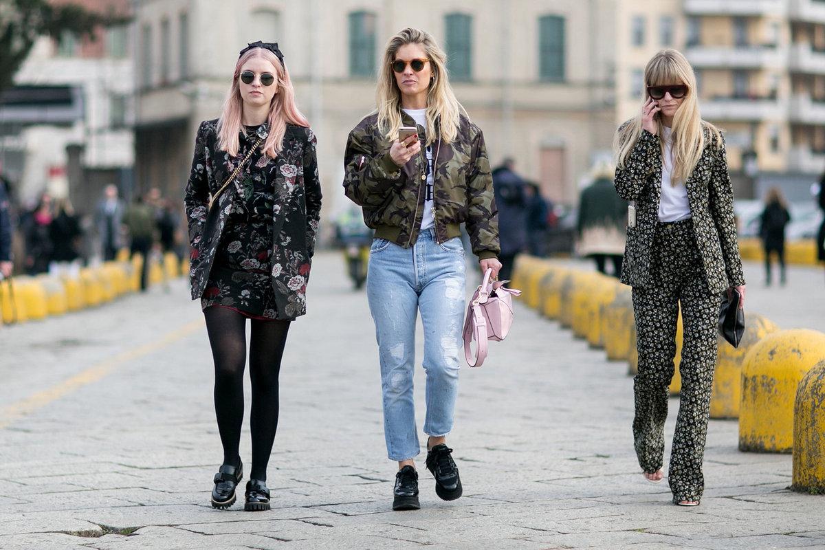 знак или картинки мода европа подборка