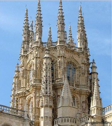 соборы испании в готическом стиле