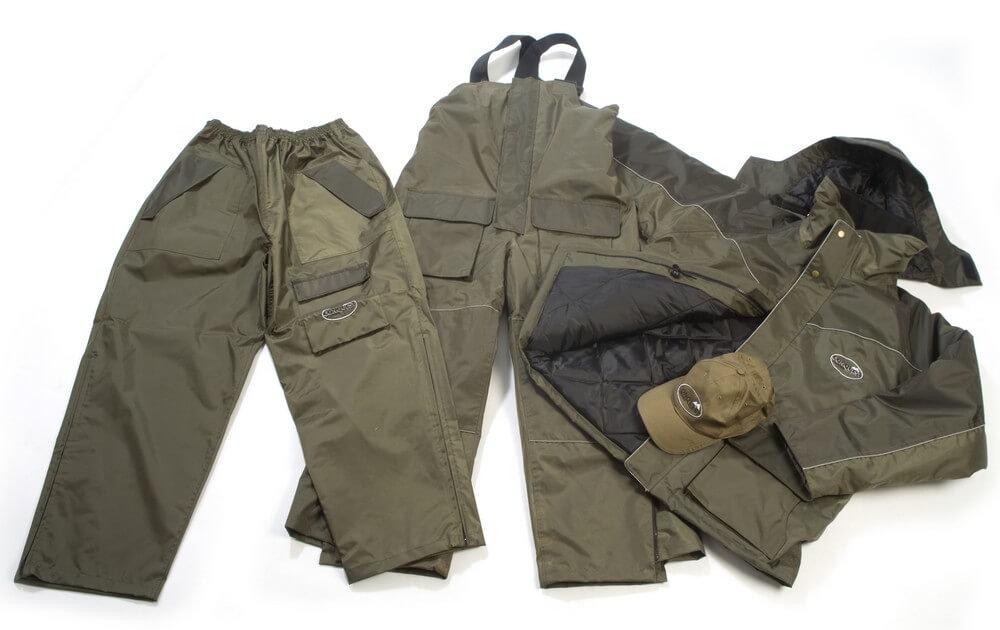 Что нужно для рыбалки одежда